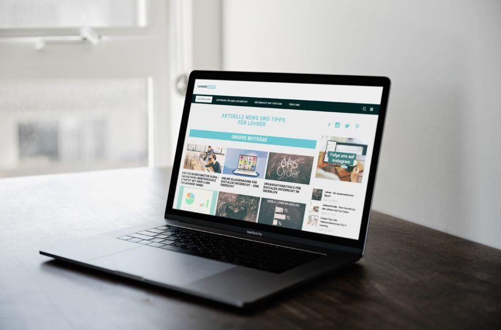 lehrer-news.de: Eine Bilanz der ersten Wochen der Plattform