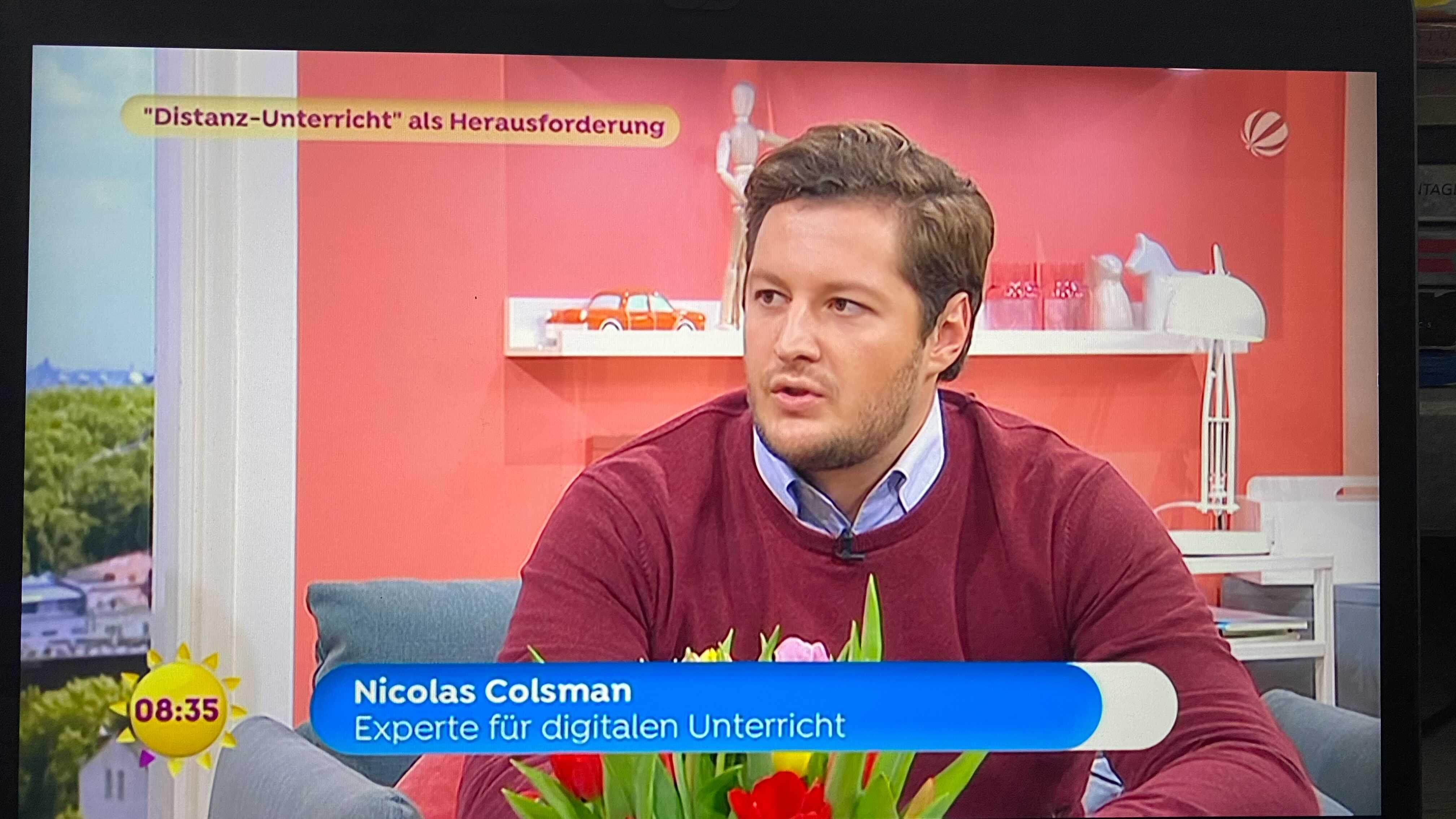 Sat 1 Frühstücksfernsehen