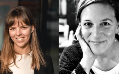 Emily Haacke und Dr. Karin Prinzing leiten die Akademie