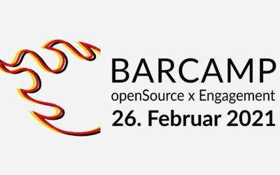 ZDB beim BarCamp Opensource x Engagement