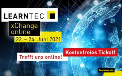 Zukunft Digitale Bildung auf der LEARNTEC x Change