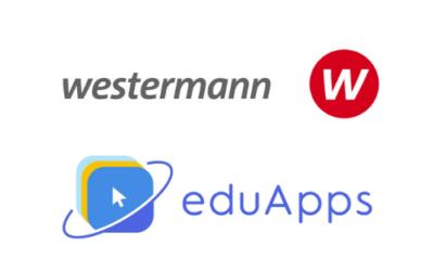 Westermann und eduApps sponsern Preise für Award Digitale Bildung