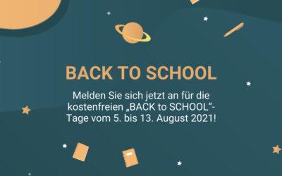 """Zukunft Digitale Bildung veranstaltet großes """"BACK TO SCHOOL""""-Event"""